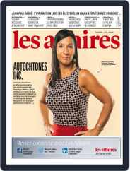 Les Affaires (Digital) Subscription August 25th, 2018 Issue