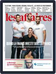 Les Affaires (Digital) Subscription September 22nd, 2018 Issue
