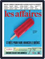 Les Affaires (Digital) Subscription March 9th, 2019 Issue