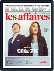 Les Affaires (Digital) Subscription March 23rd, 2019 Issue