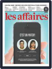 Les Affaires (Digital) Subscription July 20th, 2019 Issue
