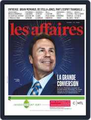 Les Affaires (Digital) Subscription August 24th, 2019 Issue