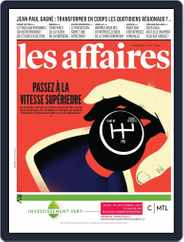 Les Affaires (Digital) Subscription September 7th, 2019 Issue