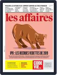 Les Affaires (Digital) Subscription November 23rd, 2019 Issue