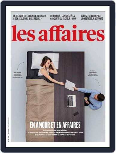 Les Affaires (Digital) February 1st, 2020 Issue Cover