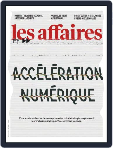 Les Affaires (Digital) April 1st, 2020 Issue Cover