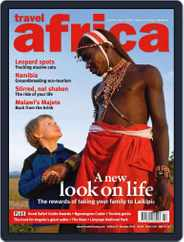 Travel Africa (Digital) Subscription August 3rd, 2010 Issue