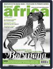 Travel Africa (Digital) Subscription January 10th, 2012 Issue
