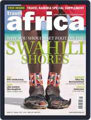 Travel Africa (Digital) Subscription July 11th, 2012 Issue