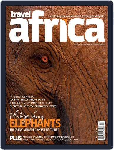 Travel Africa (Digital) April 1st, 2018 Issue Cover