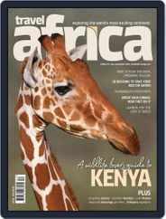 Travel Africa (Digital) Subscription July 15th, 2018 Issue