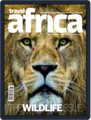 Travel Africa (Digital) Subscription October 1st, 2018 Issue
