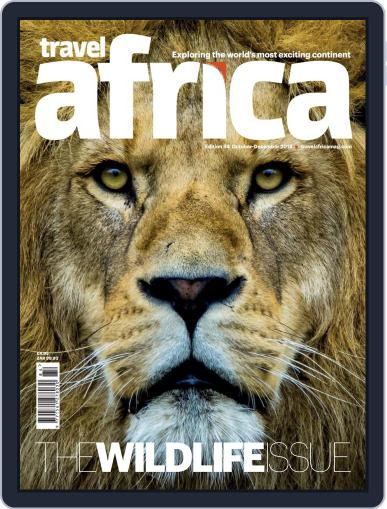 Travel Africa (Digital) October 1st, 2018 Issue Cover