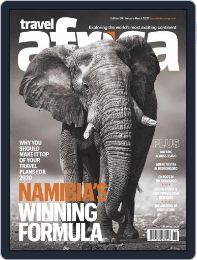 Travel Africa (Digital) January 1st, 2020 Issue Cover