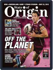 Big League: NRL State of Origin (Digital) Subscription May 20th, 2012 Issue