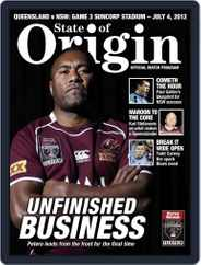 Big League: NRL State of Origin (Digital) Subscription July 1st, 2012 Issue