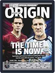Big League: NRL State of Origin (Digital) Subscription May 29th, 2016 Issue
