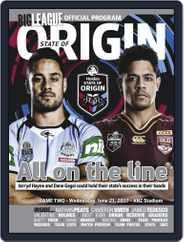 Big League: NRL State of Origin (Digital) Subscription June 21st, 2017 Issue