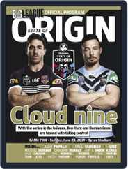 Big League: NRL State of Origin (Digital) Subscription January 1st, 2019 Issue