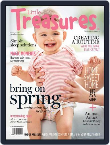 Little Treasures (Digital) September 10th, 2015 Issue Cover
