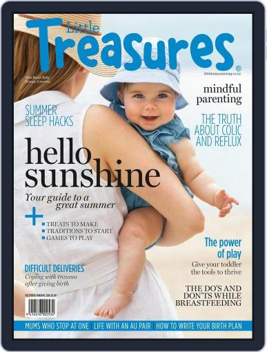 Little Treasures (Digital) November 13th, 2015 Issue Cover