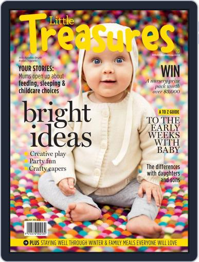 Little Treasures (Digital) May 29th, 2016 Issue Cover