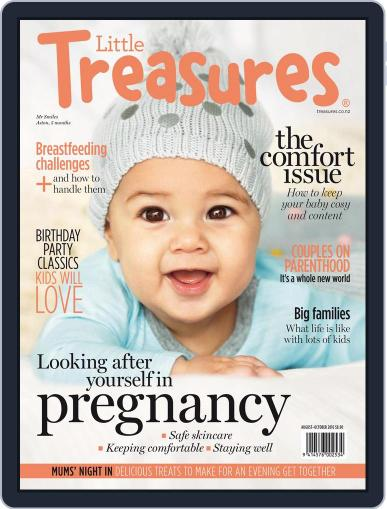 Little Treasures (Digital) July 31st, 2016 Issue Cover