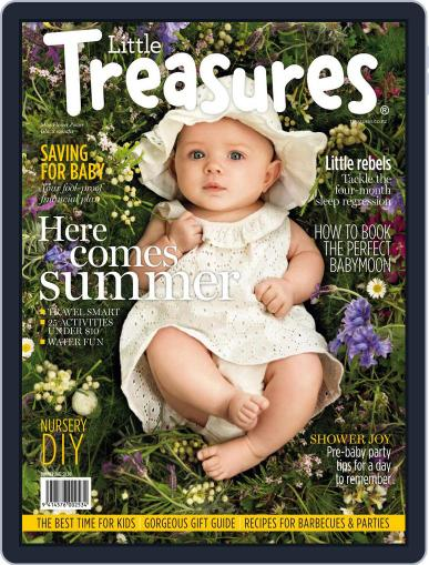 Little Treasures (Digital) October 1st, 2016 Issue Cover