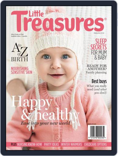 Little Treasures (Digital) June 1st, 2017 Issue Cover