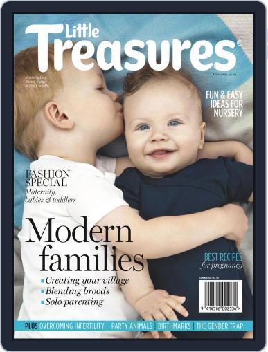 Little Treasures (Digital) November 1st, 2017 Issue Cover