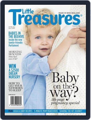 Little Treasures (Digital) March 19th, 2018 Issue Cover