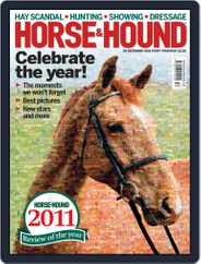 Horse & Hound (Digital) Subscription December 29th, 2011 Issue