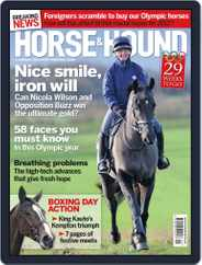 Horse & Hound (Digital) Subscription January 5th, 2012 Issue