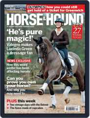 Horse & Hound (Digital) Subscription January 19th, 2012 Issue