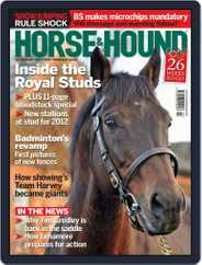 Horse & Hound (Digital) Subscription January 26th, 2012 Issue