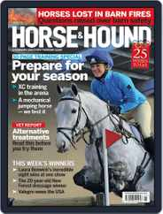 Horse & Hound (Digital) Subscription February 1st, 2012 Issue