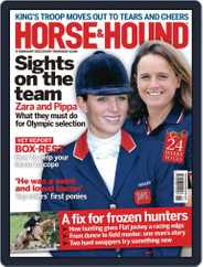 Horse & Hound (Digital) Subscription February 9th, 2012 Issue