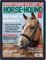 Horse & Hound (Digital) Subscription March 8th, 2012 Issue