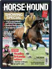 Horse & Hound (Digital) Subscription March 15th, 2012 Issue