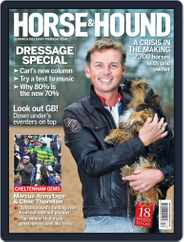 Horse & Hound (Digital) Subscription March 22nd, 2012 Issue