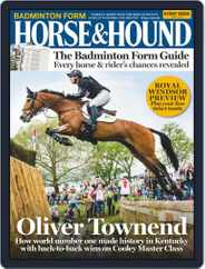 Horse & Hound (Digital) Subscription May 2nd, 2019 Issue