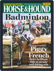 Horse & Hound (Digital) Subscription May 9th, 2019 Issue