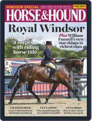 Horse & Hound (Digital) Subscription May 16th, 2019 Issue
