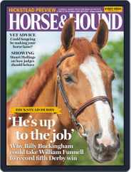 Horse & Hound (Digital) Subscription June 13th, 2019 Issue