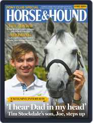 Horse & Hound (Digital) Subscription July 4th, 2019 Issue