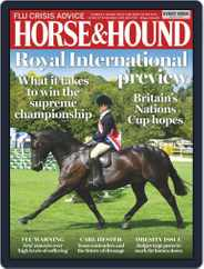 Horse & Hound (Digital) Subscription July 18th, 2019 Issue
