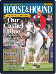 Horse & Hound (Digital) Subscription August 1st, 2019 Issue