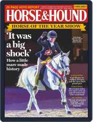 Horse & Hound (Digital) Subscription October 10th, 2019 Issue