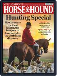 Horse & Hound (Digital) Subscription October 24th, 2019 Issue