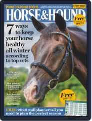 Horse & Hound (Digital) Subscription November 21st, 2019 Issue
